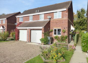 Thumbnail 3 bedroom semi-detached house for sale in High Way, Lingwood, Norwich