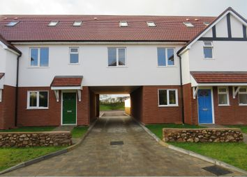Thumbnail 2 bed maisonette for sale in Foxdown Hill, Wellington