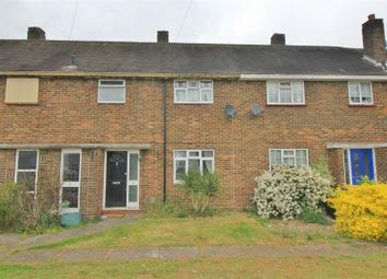 Thumbnail 2 bed terraced house for sale in Church Lane, West Cheshunt, Herts
