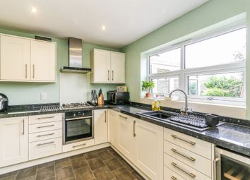 Thumbnail 4 bed detached house for sale in Bramshill Avenue, Kettering