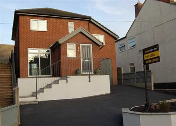 Thumbnail 4 bedroom detached house for sale in Castle Street, Chesterton, Newcastle-Under-Lyme