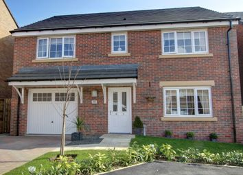Thumbnail 5 bedroom detached house for sale in Cresta View, Lingfield Meadows, Houghton Le Spring