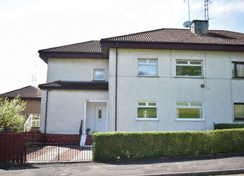 Thumbnail 3 bed flat for sale in 19 Towerside Crescent, Pollok, Glasgow