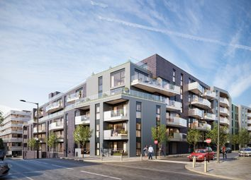 Thumbnail 1 bed flat for sale in Vanbrugh Hill, London