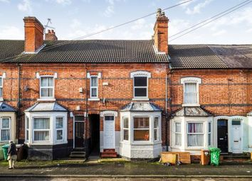 3 bed terraced house for sale in Foxhall Road, Nottingham, Nottinghamshire NG7