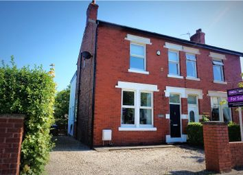 Thumbnail 4 bed semi-detached house for sale in School Road, Blackpool