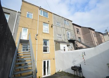 Thumbnail 4 bedroom terraced house for sale in Camden Street, Plymouth