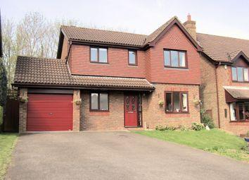 Thumbnail 4 bedroom detached house for sale in Lipizzaner Fields, Whiteley, Fareham
