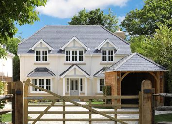 Thumbnail 4 bedroom detached house for sale in Chalfont Road, Seer Green, Beaconsfield, Buckinghamshire