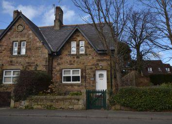 Thumbnail 2 bed cottage for sale in Lesbury, Alnwick
