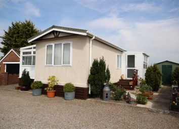 Thumbnail 1 bed property for sale in 8 Dandy Dinmont Caravan Park, Blackford, Carlisle, Cumbria
