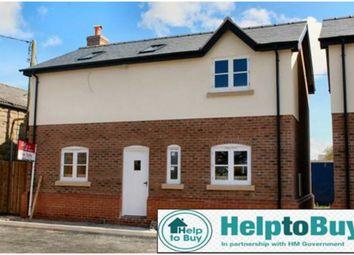 Thumbnail 3 bed detached house for sale in Bryn Llwyd, Caerwys, Flintshire