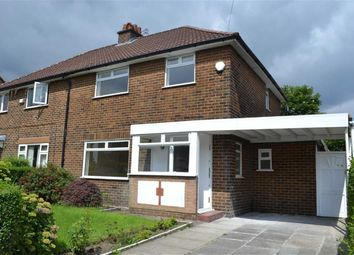 Thumbnail 3 bedroom semi-detached house to rent in Wordsworth Avenue, Bolton