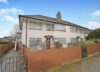 Thumbnail 2 bed flat for sale in Clifton Road, Greenford