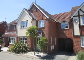 Thumbnail 3 bedroom end terrace house for sale in Purvis Way, Highwoods, Colchester