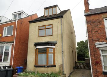 4 bed detached house for sale in Nicholson Road, Heeley, Sheffield S8