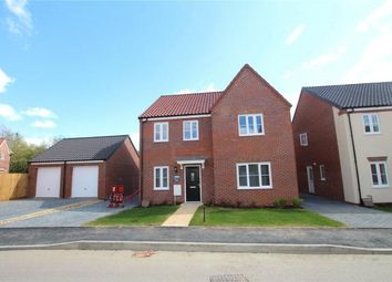 Thumbnail 4 bedroom detached house for sale in Saxon Fields, Blofield, Norfolk