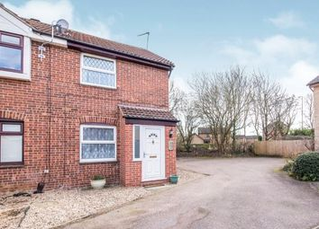 Thumbnail 2 bed end terrace house for sale in Manor Drive, Leicester, Leicestershire