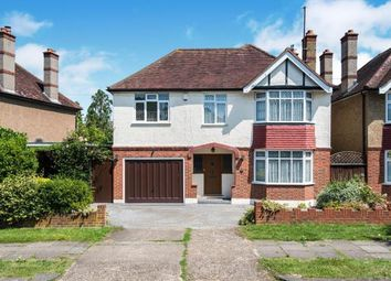 Thumbnail 4 bed detached house for sale in Worcester Park, Surrey, .