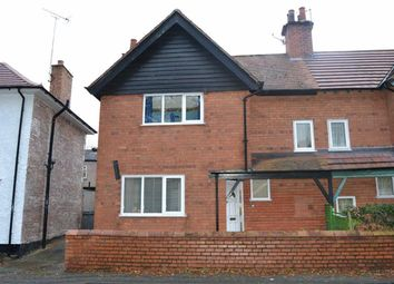 Thumbnail 2 bed semi-detached house for sale in Ford Road, Upton, Wirral