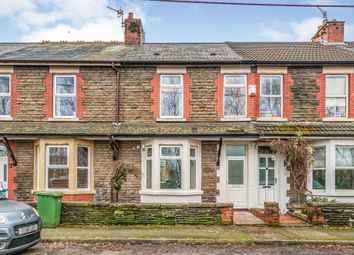Thumbnail 3 bed terraced house for sale in Railway Terrace, Caerphilly