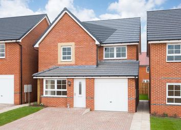 "Thumbnail 3 bed detached house for sale in ""Derwent"" at Coulson Street, Spennymoor"