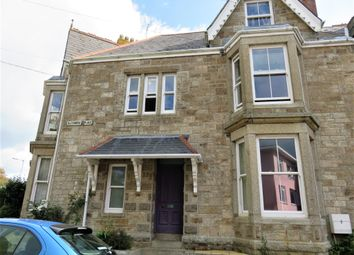 Thumbnail 1 bed flat to rent in Alexandra Place, Penzance