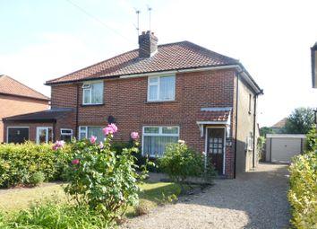 Thumbnail 3 bedroom semi-detached house for sale in Lambert Road, Norwich, Norfolk