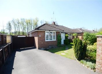 Thumbnail 1 bed semi-detached bungalow for sale in Coleford Bridge Road, Mytchett, Camberley