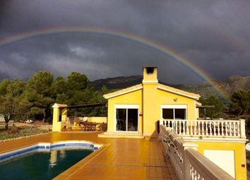 Thumbnail 5 bed villa for sale in Spain, Valencia, Alicante, Relleu