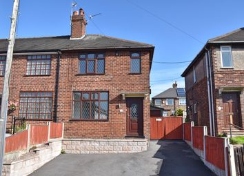 Thumbnail 2 bed town house for sale in Redwood Place, Meir, Stoke-On-Trent
