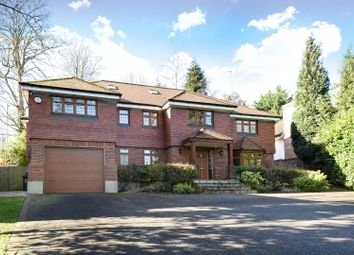 Thumbnail 6 bed detached house to rent in Troutstream Way, Loudwater, Rickmansworth