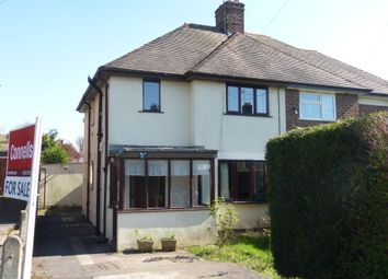 Thumbnail 3 bed semi-detached house for sale in Queensway, Holmer, Hereford