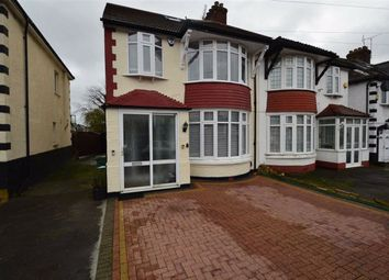 Thumbnail 4 bed semi-detached house for sale in Abbotswood Gardens, Clayhall
