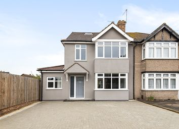 Thumbnail 5 bed semi-detached house for sale in Lulworth Road, London