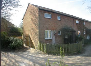 Thumbnail 3 bed end terrace house to rent in Shilling Close, Milton Keynes