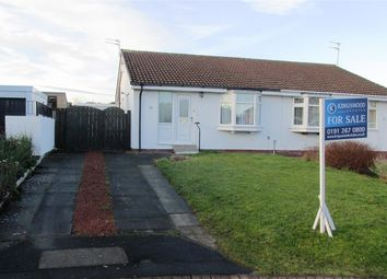 Thumbnail 2 bedroom bungalow for sale in Shamrock Close, Newcastle Upon Tyne