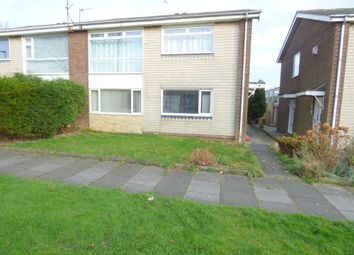 Thumbnail 2 bed flat to rent in Coomside, Cramlington