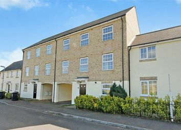 Thumbnail 5 bedroom terraced house for sale in Wellbrook Way, Girton, Cambridge