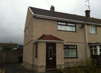 Thumbnail 2 bedroom semi-detached house to rent in 51 Sunnybank Road, Port Talbot, Neath Port Talbot.
