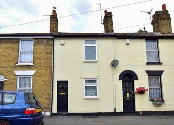 Thumbnail 2 bedroom terraced house for sale in Fox Street, Gillingham, Kent