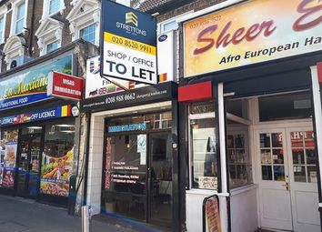 Thumbnail Retail premises to let in 702 High Road Leytonstone, London