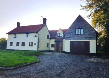 Thumbnail 5 bedroom property to rent in Poplar Road, Attleborough