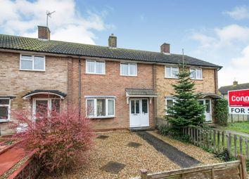 2 bed terraced house for sale in Paddock Road, Basingstoke RG22