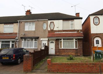 2 bed terraced house for sale in Telfer Road, Radford, Coventry CV6