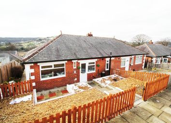 Thumbnail 2 bed semi-detached bungalow for sale in Prospect Avenue, Pye Nest, Halifax