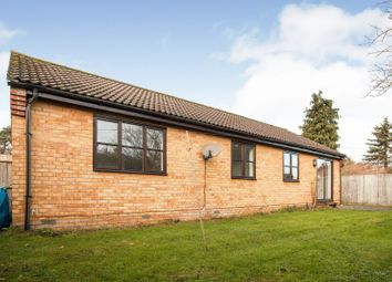 Thumbnail 3 bed detached house to rent in Sherbourne Court, Cambridge
