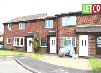 Thumbnail 2 bedroom terraced house to rent in Grassymead, Fareham