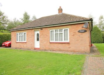 Thumbnail 3 bed bungalow for sale in Old Bolingbroke, Spilsby