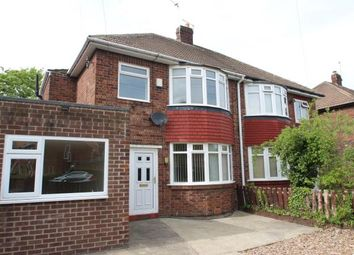 Thumbnail 4 bed semi-detached house for sale in Silver Lonnen, Newcastle Upon Tyne, Tyne And Wear, .